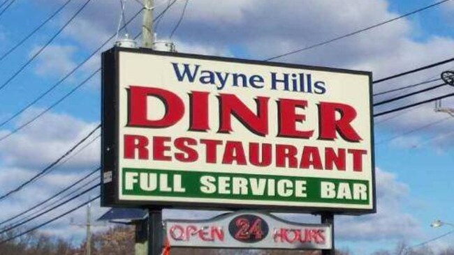The tax was reportedly added after groups of 20 to 30 children would dine at the restaurant and the majority of them wouldn't leave a tip. Picture: Wayne Hills Diner and Restaurant/Facebook