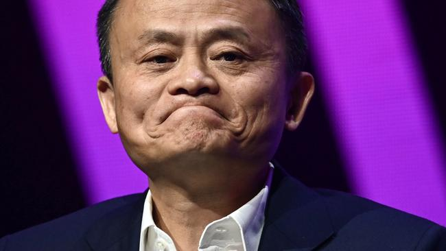 Jack Ma urges workers to have sex 'six times in six days'
