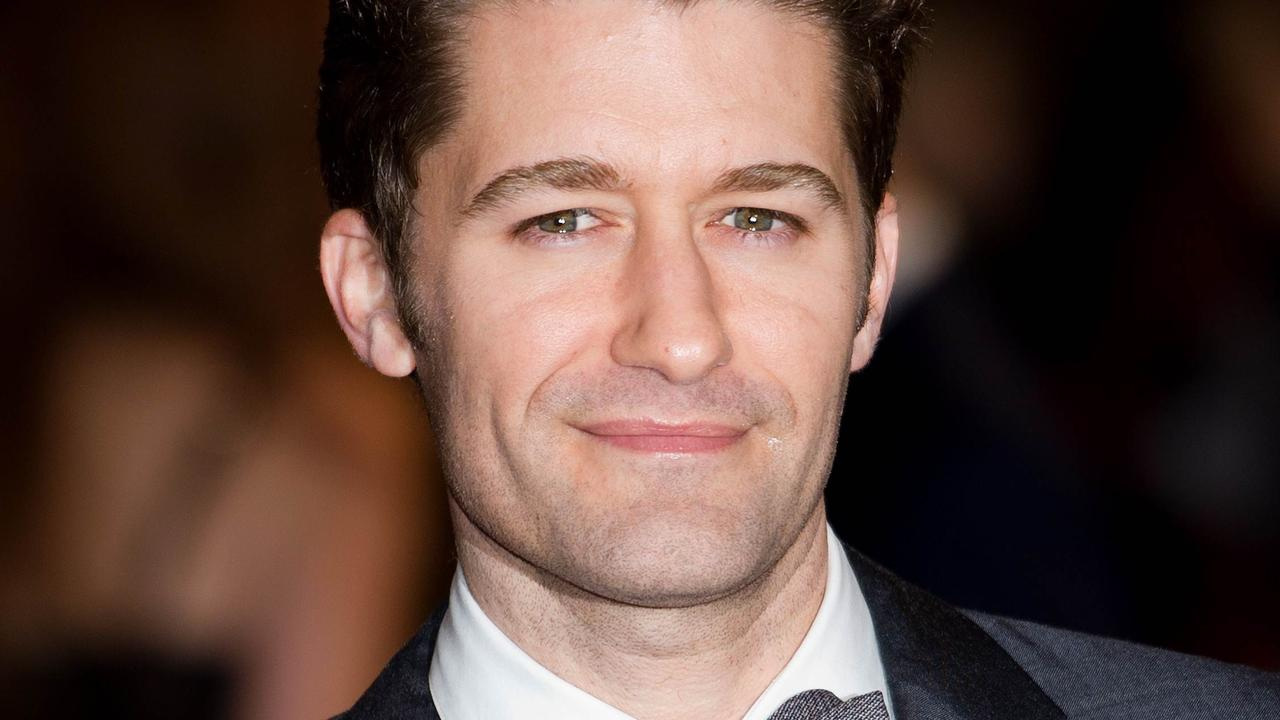 Glee's Matthew Morrison mocked for role as the iconic Grinch – NEWS.com.au