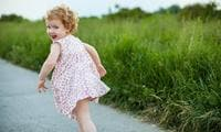 Help! My 16-month-old is a runner