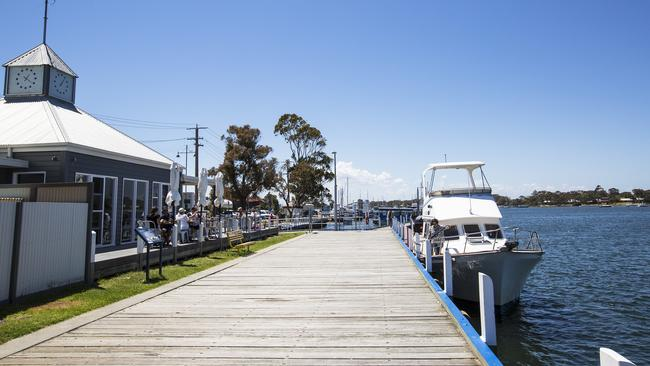 Pier 70 is impeccably located with waterfront views. Picture: Destination Gippsland