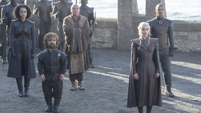 Game of Thrones/HBO.