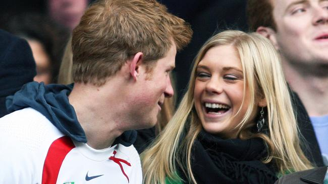 Harry's ex-girlfriend Chelsy Davy is also reportedly finding herself ignored