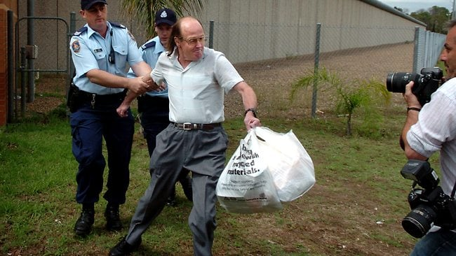 Convicted paedophile Dennis Ferguson found dead inside an apartment in Sydney
