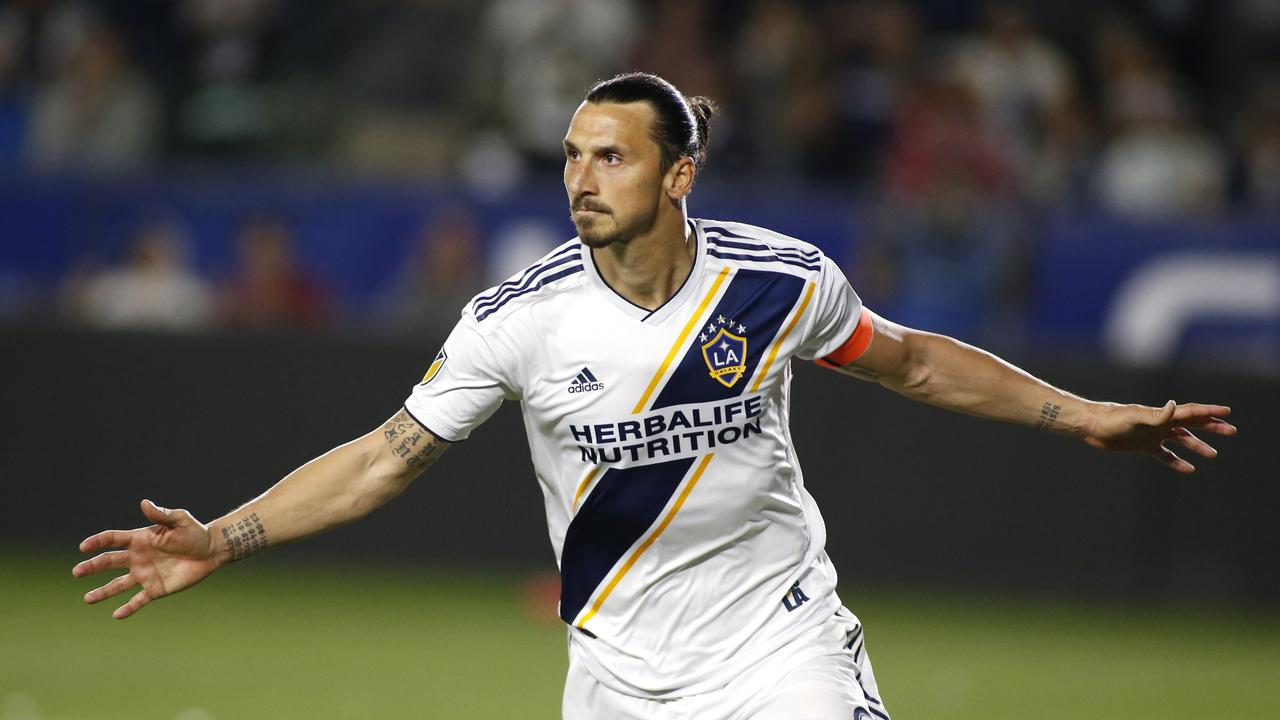 Perth Glory want to sign Zlatan Ibrahimovic on a guest player deal.