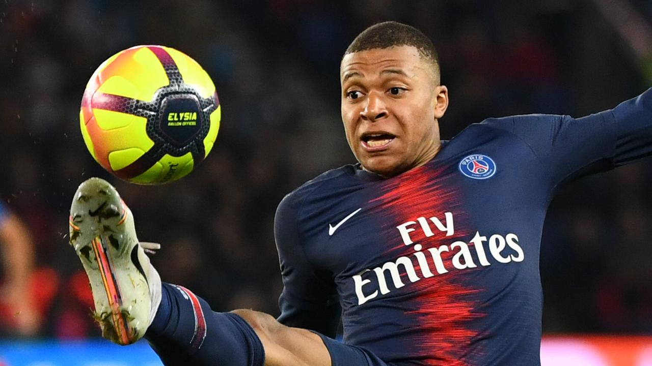Real Madrid are looking to lure Mbappe away from the French capital