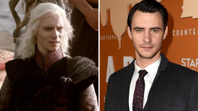Viserys Targaryen. Picture: HBO/Getty Images