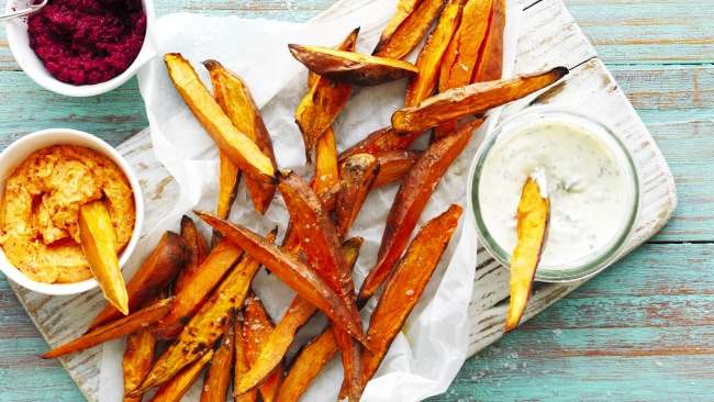 Vitamin See (chips and eat them) Image: Australian Sweet Potatoes
