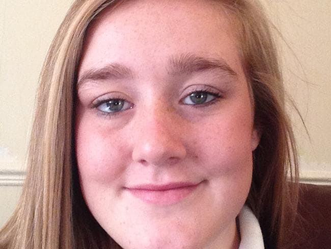 Kayleigh Haywood was raped and murdered after being groomed online. Picture: Leicestershire Police