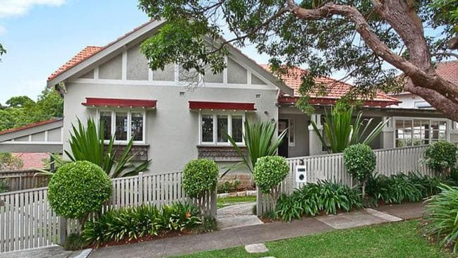 You can understand why first home buyers are frustrated. This house at 2 Muttama Road, Artarmon sold in 2014 for $1.78 million and resold in 2016 for $2.3 million.