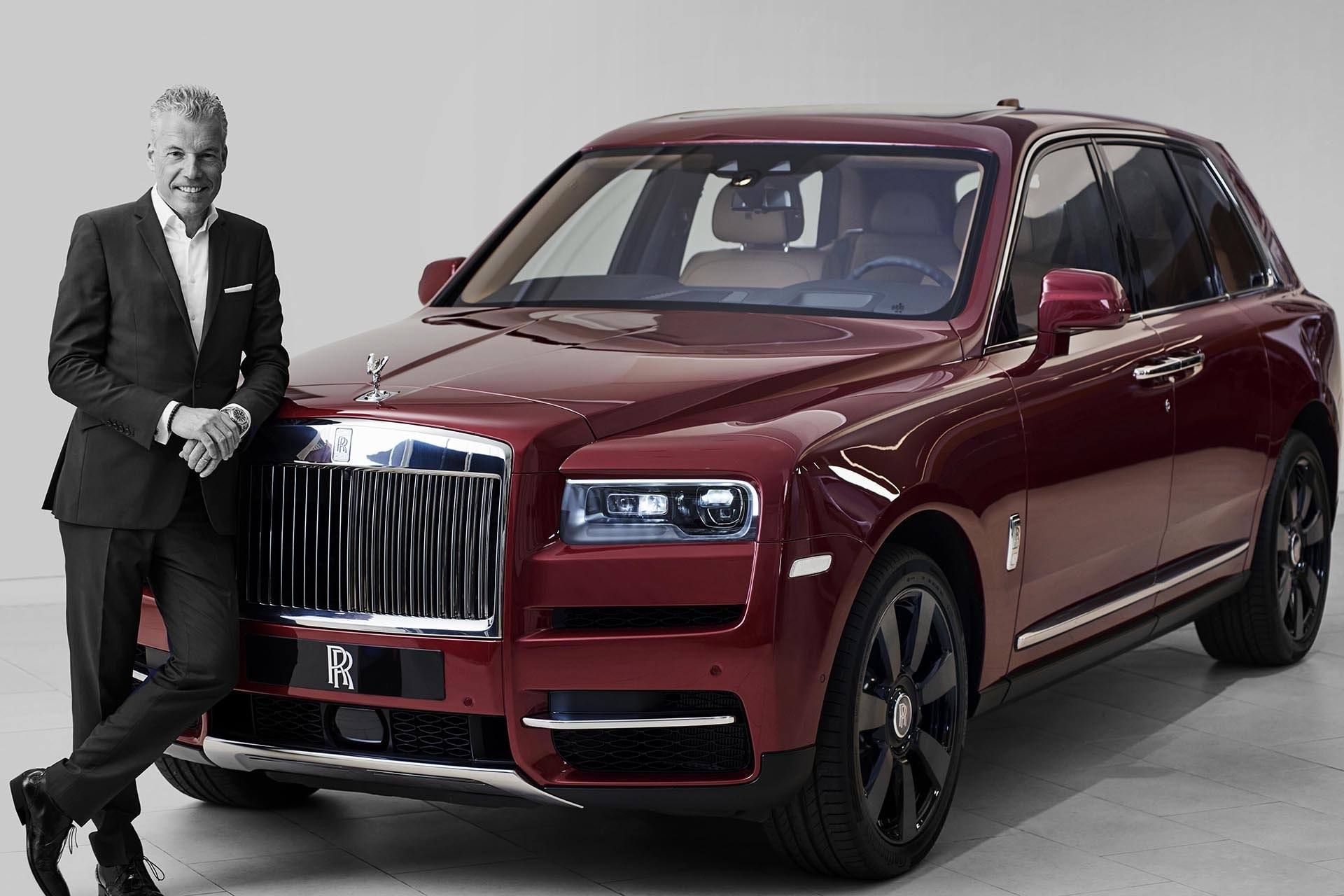 Rolls-Royce CEO Torsten Müller-Ötvös Says It's Easy To Get Super Rich, These Days