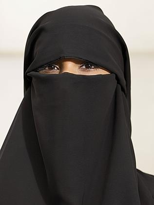 Women of Muslim faith have claimed religious discrimination in forcing them to remove traditional face-covering.