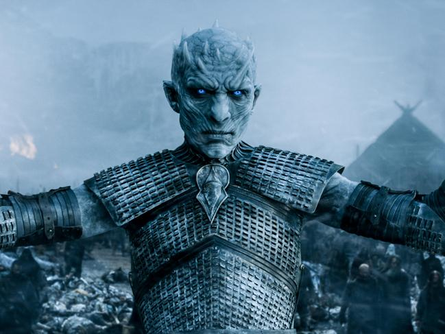 The Night King. Picture: HBO