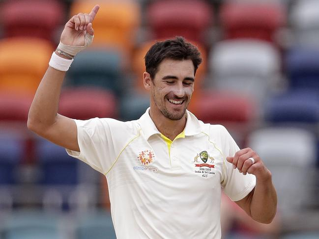 The second 10-for of Mitch Starc's career triggered his comeback.