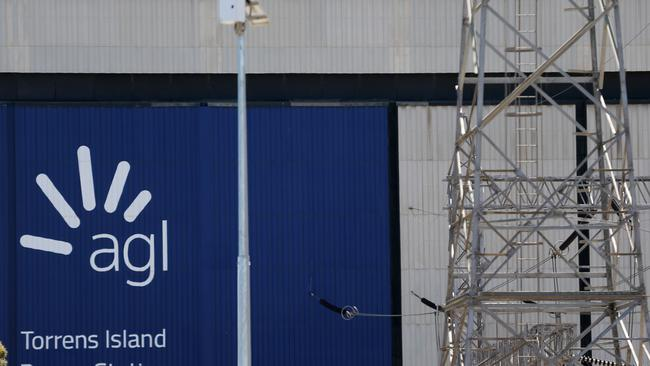 AGL Energy has blamed the NSW government's controversial energy blueprint for a decision to delay its Newcastle gas plant. Picture: AAP