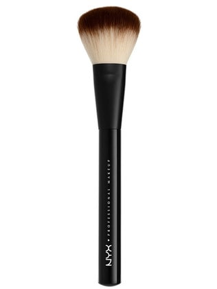 Stock up on NYX makeup brushes while they're cheap.