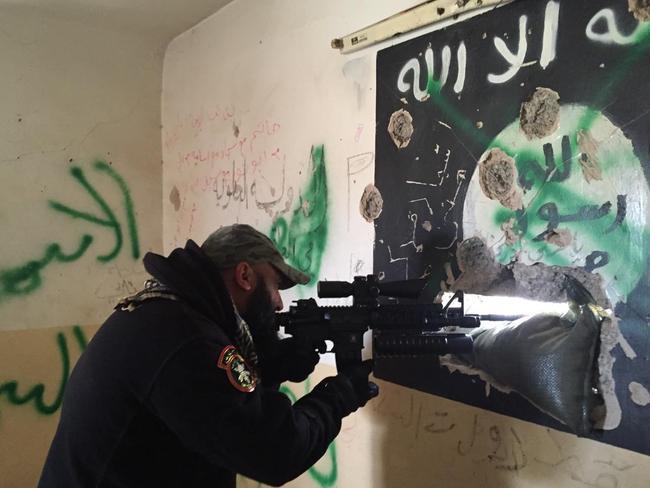 Abu Azrael is Iraq's answer to American Sniper.