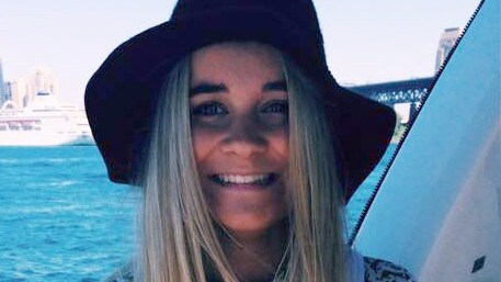 Alex Ross-King, who died at a Sydney music festival.