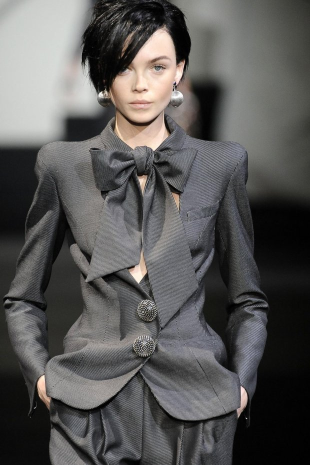 Armani Prive Haute Couture Autumn Winter 2009/10