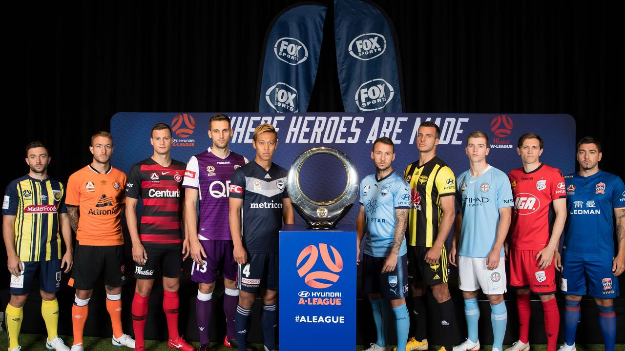 After another long pre-season, the A-League is about to kick off.
