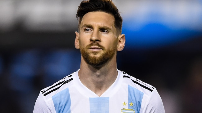 Lionel Messi is the second highest paid sportsperson in the world. Image: Getty.