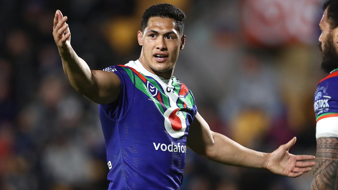Roger Tuivasa-Sheck is the key to the Warriors' success.