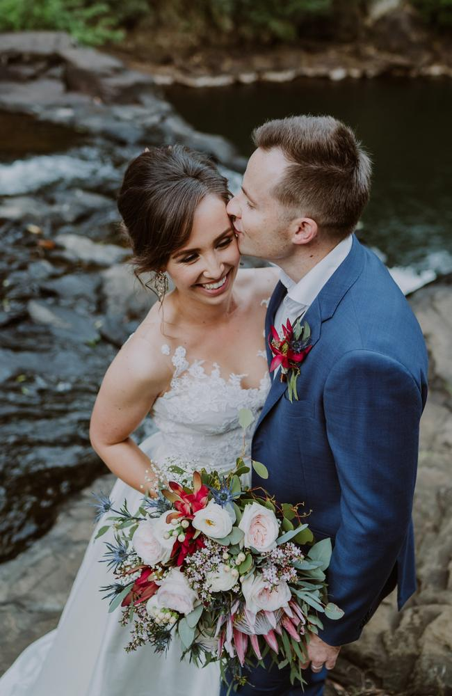 Wedding Of The Week Katherine Ash And Justin Nickerson