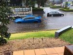 Sydney storm. Flooding in Alexandria 28/11/18. Photo: Supplied Supplied by DT staff members partner.