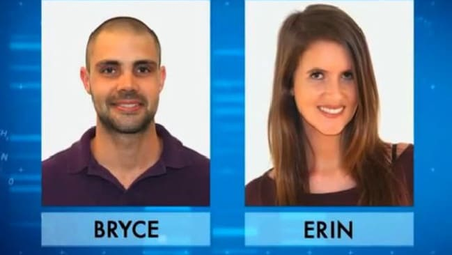 Sounds like Bryce and Erin got it on.