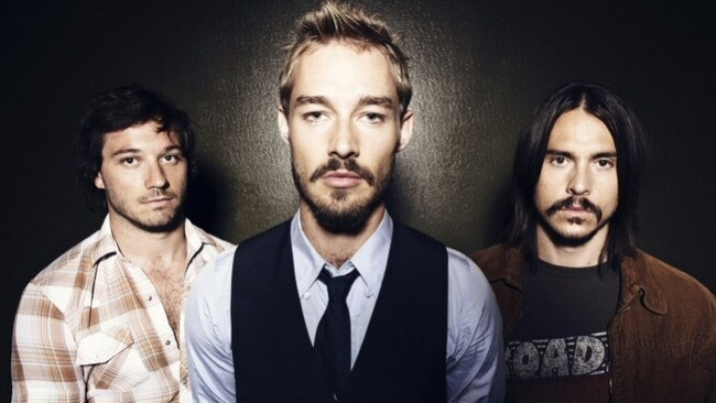 Mr Leahy owes at least part of his business success to Australian band Silverchair. Picture: Eleven Music