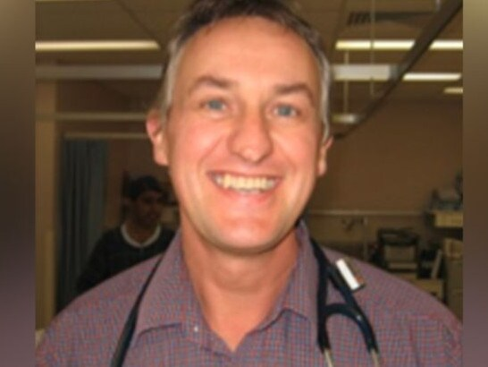 Dr Andrew Carll. Picture: Supplied
