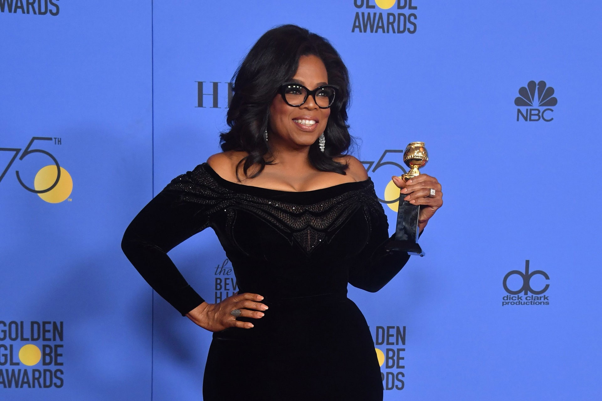 This is why Oprah and Stedman Graham never walk the red carpet together