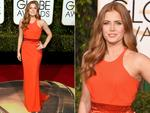 Amy Adams attends the 73rd Annual Golden Globe Awards held at the Beverly Hilton Hotel on January 10, 2016 in Beverly Hills, California.Picture: Jason Merritt/Getty Images