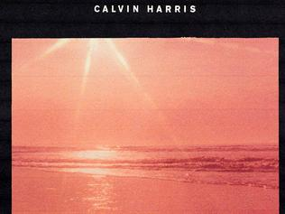 Cover of Calvin Harris album Funk Wav Bounces Vol 1 supplied by Sony