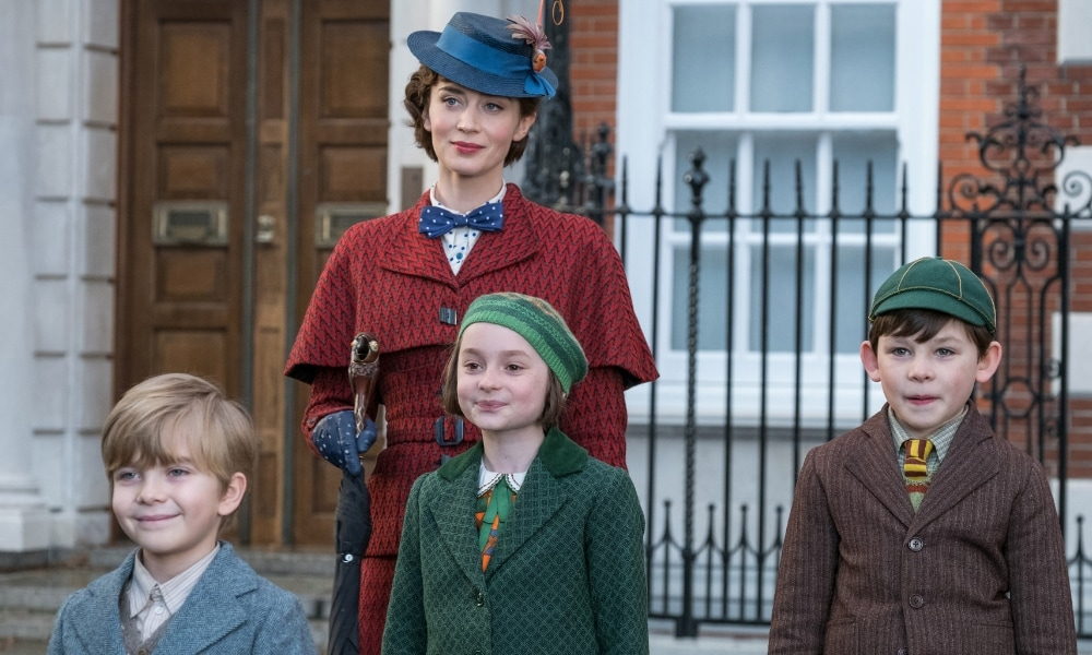 Another Mary Poppins sequel is already in the pipeline
