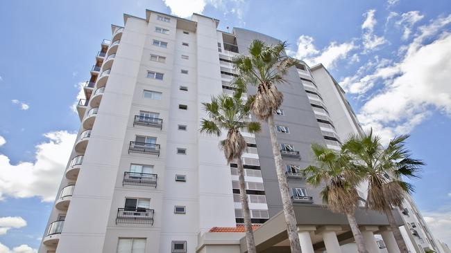 Multiple offers have been received for an apartment in Vulture St in South Brisbane. The complex has two pools, a gym, sauna, spa and river views.