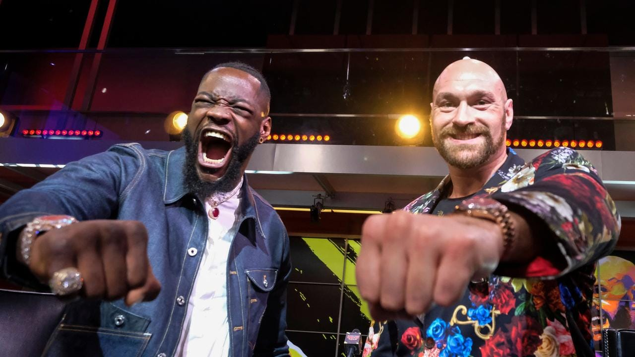 Deontay Wilder's fight against Tyson Fury is set to be a beauty.