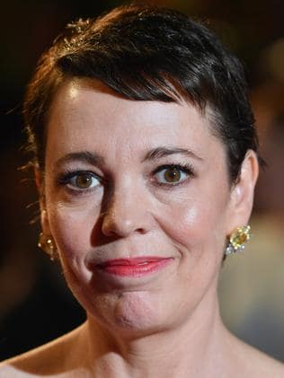 Olivia Colman was nominated for The Favourite. Picture: Getty Images