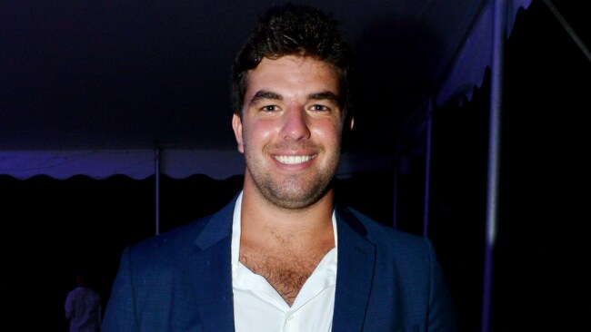 25-year-old Billy Mcfarland is the man behind the Fyre Festival scam. Photo: Getty