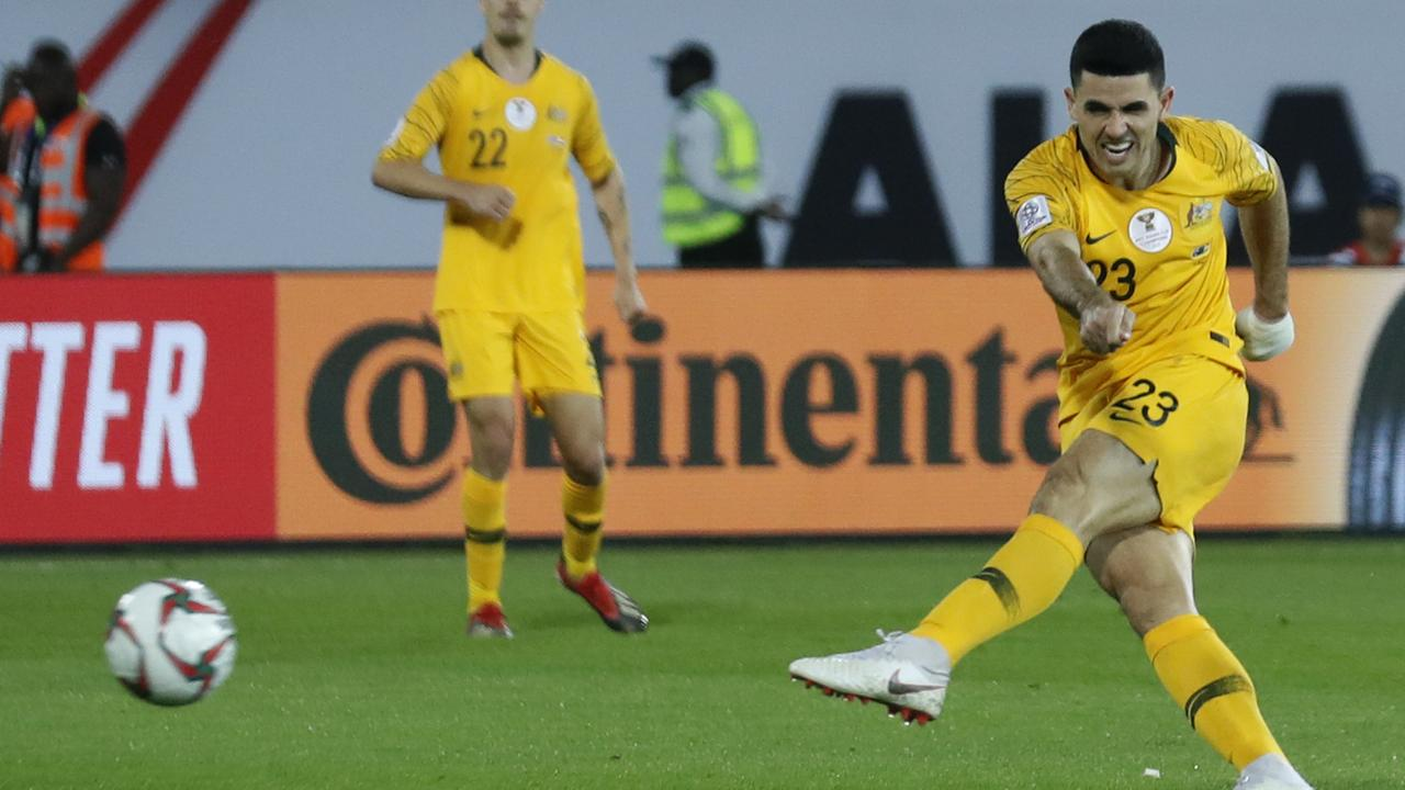 Here are the five things we learned from Australia's win over Syria.