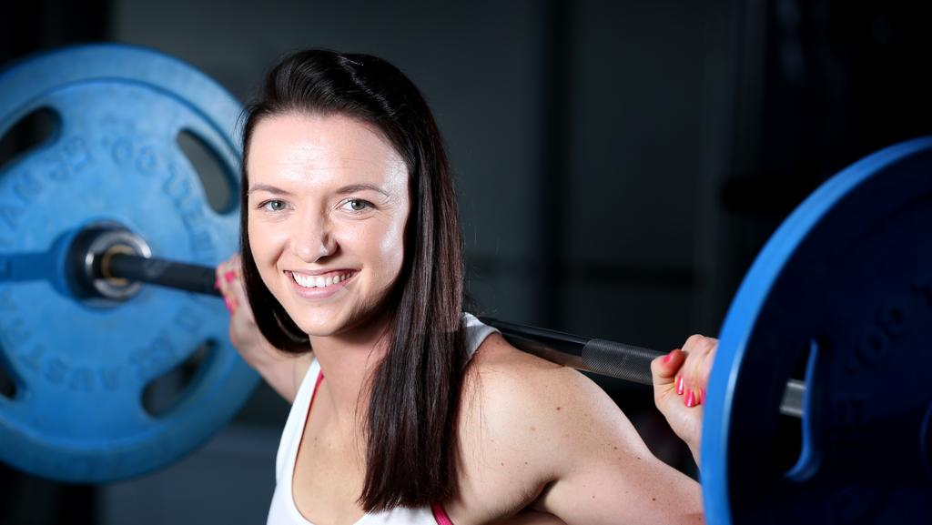 Melanie Mead is aiming to break national deadlift record on the Gold
