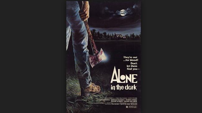 Alone In The Dark. Picture: Supplied