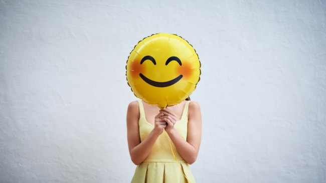 Smile and the audience will smile back. Image: iStock.