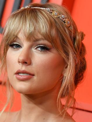 Swift publicly begged fans for help last week. Picture: AFP