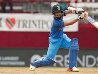 Rahane scores at a run per ball – and he's still too slow