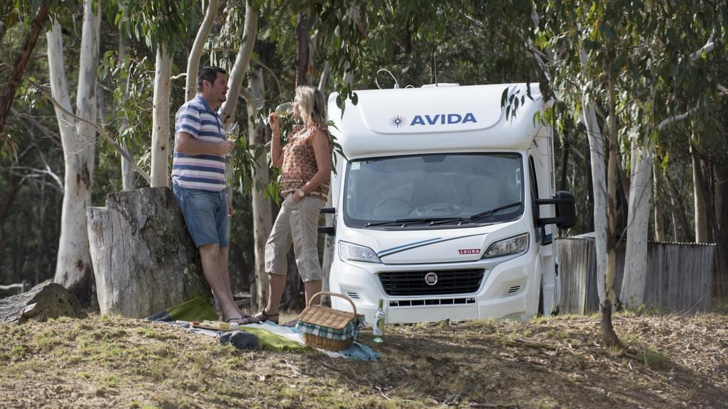 Competition: Win a motorhome or caravan plus other daily camping and