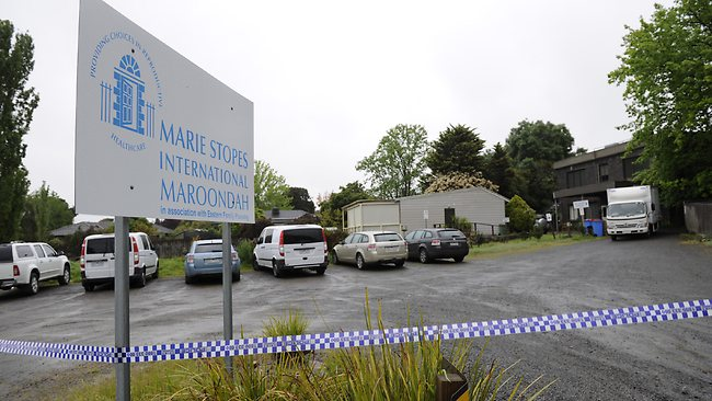 Dr James Latham Peters' former Croydon Day Surgery clinic is now known as Marie Stopes International Australia, Maroondah. Picture: Tony Gough