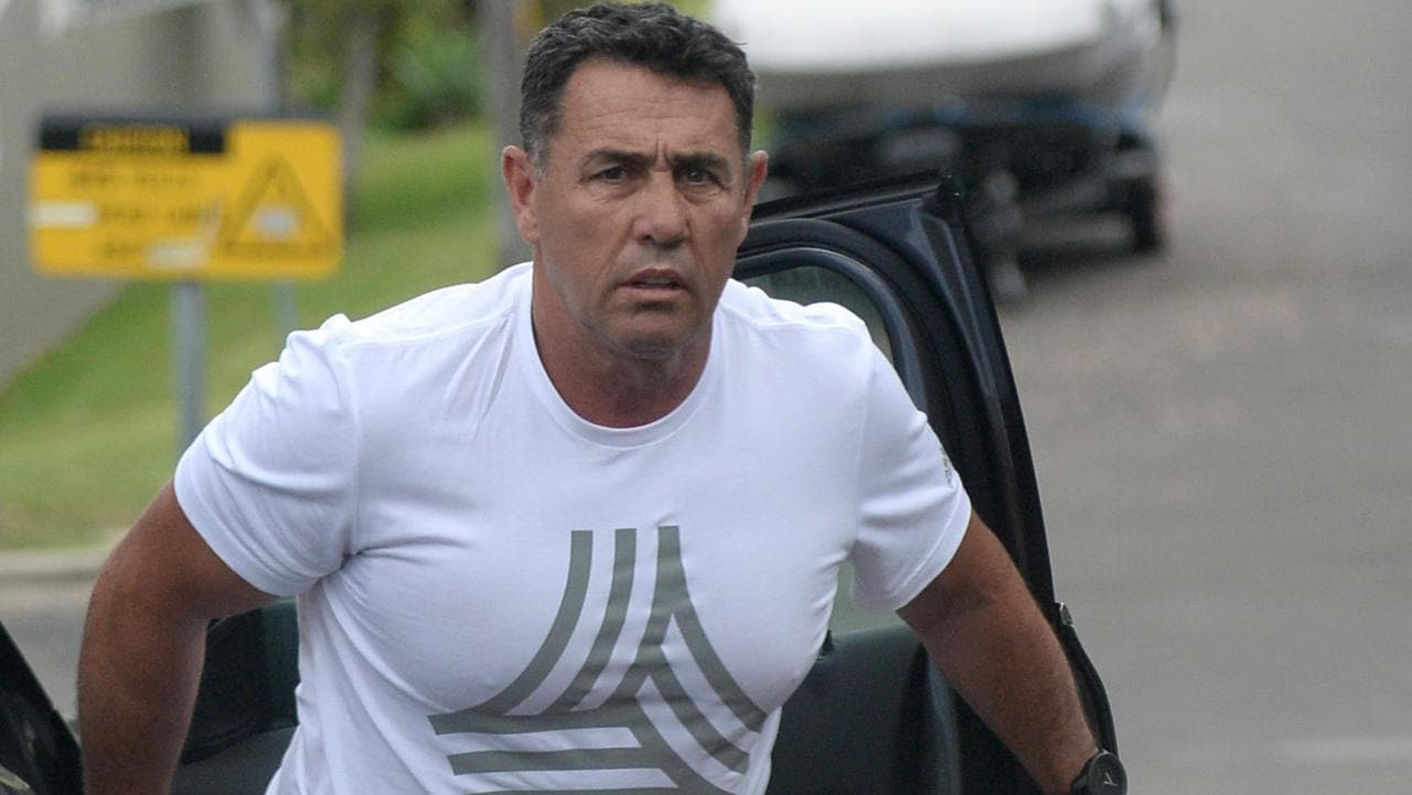 Former Cronulla Sharks coach Shane Flanagan is trying to get registered by the NRL again.