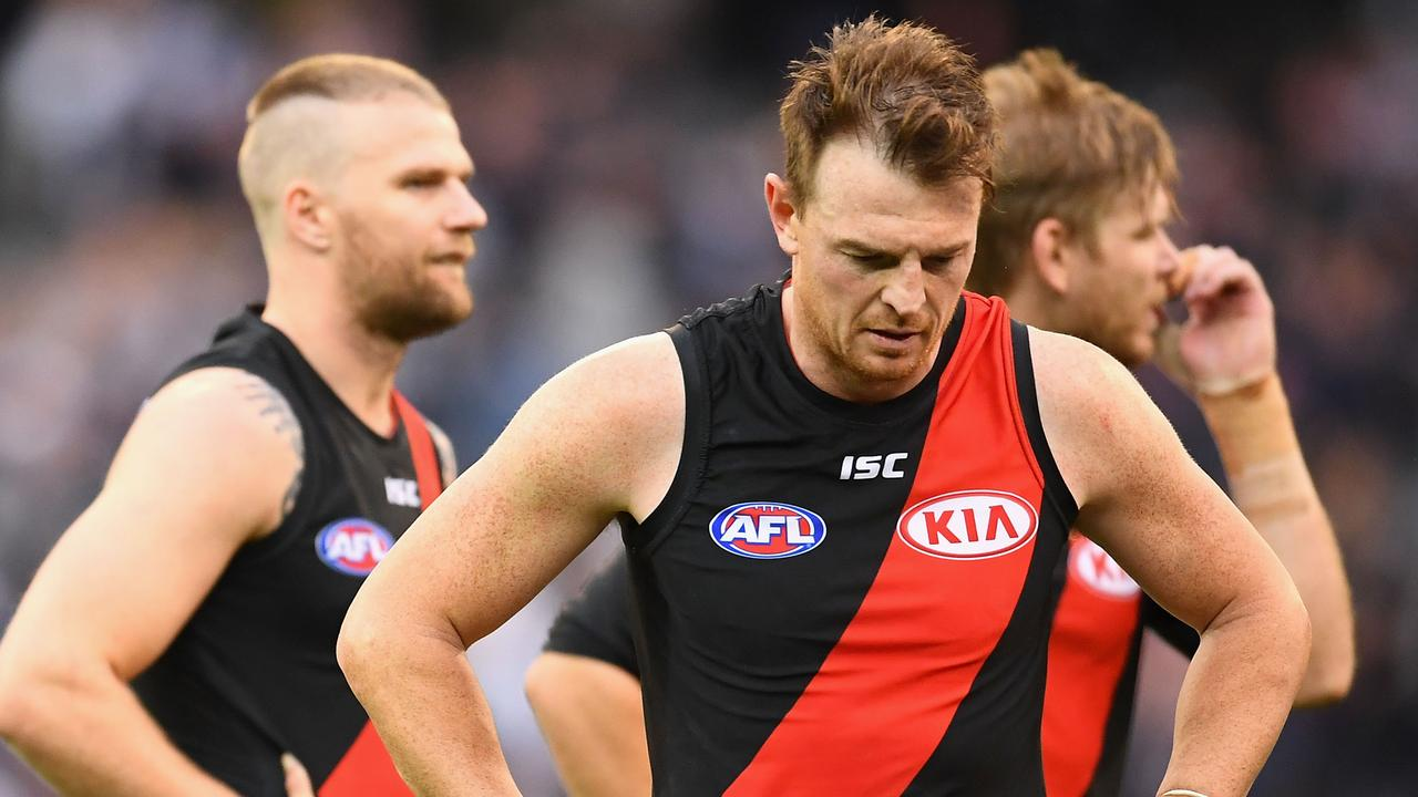 Brendon Goddard has responded to criticism. Photo: Quinn Rooney/Getty Images