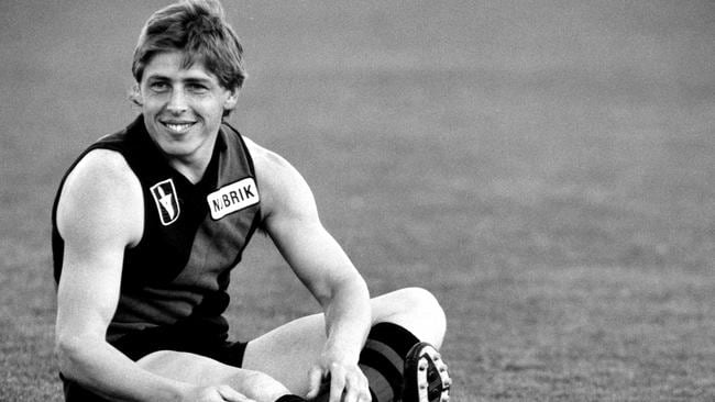 Mark 'Bomber' Thompson is an automatic selection across half-back. He can lead the boys out as skipper.